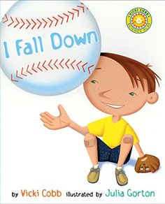 I Fall Down (Outstanding Science Trade Books for Students K-12) by Vicki Cobb http://www.amazon.com/dp/0688178421/ref=cm_sw_r_pi_dp_fykWwb1ZXSM02