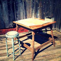 https://flic.kr/p/vZsyPw | #antique, #primitive,#handmade, #farmtable,#hueisit, #kitchenisland