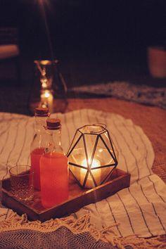 summer night hangs