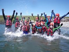 Celtic Quest Coasteering - this could be a lot of fun!