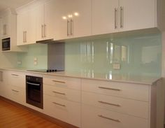 Kitchen splashback designs