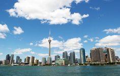 City of Toronto Toronto Island, Cn Tower, Ontario, New York Skyline, Canada, City, Travel, Park, Voyage