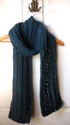 Mel P Designs: Crochet Gratis Patrón Bufanda