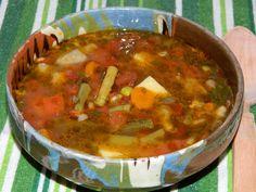 Reteta culinara Ciorba manastireasca de legume din categoria Ciorbe. Cum sa faci Ciorba manastireasca de legume