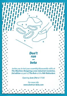 Don't run – beta
