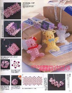 Készítsd el te is ezt az aranyos macikát! Kulcstartóra, tolltartóra is tökéletes! / Cimkék: maci,kreatív,gyöngy,egyéb - Hotdog.hu