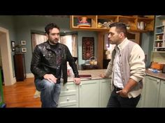 Republic of Doyle's Allan Hawco On The Use Of That Other N-Word - YouTube