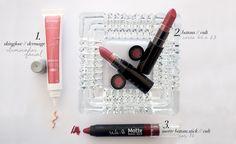 3 itens favoritos de beleza da vez: batons (lápis e cremoso) Vult, iluminador Dermage • Living Gazette