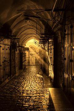 Jerozolima mistyczna – Jerozolimski pępek świata