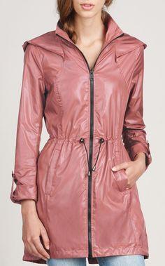 Alodie Rain Coat