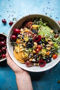 Summer Abundance Salad | halfbakedharvest.com @Half Baked Harvest