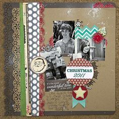 A Project by Leslie Ashe from our Scrapbooking Gallery originally submitted 12/15/11 at 11:09 AM