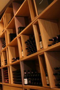 Piedmont, Italy. Project by Studio Boglietti www.studioboglietti.it #winery #wineshop #winearchitecture #wine #architecture