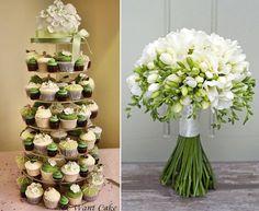 Inspirujące odcienie zieleni na wasz ślub i wesele Zielony kolor na ślub i wesele