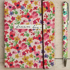 Buy Caroline Gardner Ditsy Chunky Notebook Online at johnlewis.com
