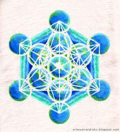 神聖幾何(Sacred Geometry)裏的宇宙智慧和療愈力量 @ 月心友 Blog :: 隨意窩 Xuite日誌