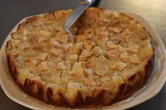 best apple & pear clafoutis recipe
