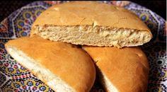 177 - Khobz - Moroccan White Bread Recipe - Cooking with Alia