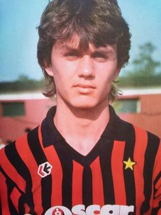 Paolo Maldini (Milan AC, 1984-85).