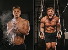 Steve Cook Fitness Photoshoot – IFBB Pro Mens Physique
