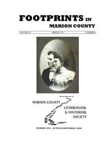 Marion County Genealogical and Historical Society