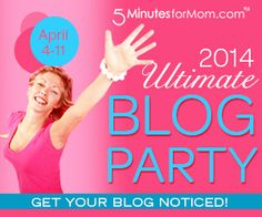 Commoncentsmom Welcomes the Ultimate Blog Party #UBP14