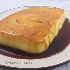 Flan de limón » Divina CocinaRecetas fáciles, cocina andaluza y del mundo. » Divina Cocina
