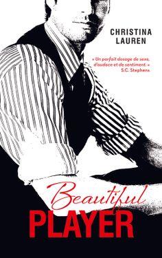 Beautiful Player - Christina Lauren - 400 pages - Couverture souple #Romans #Adultes