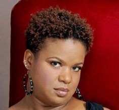 natural hairstyles for older black women - Google Search