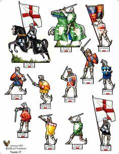 soldatini di carta - azincourt.jpg (460×600)