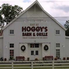 Hoggy's Barn  Franklin Co - OH