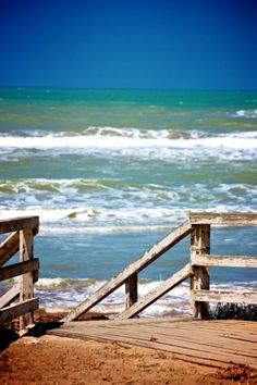 stairway to the beach