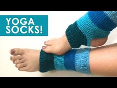 How to Knit Yoga Socks | Studio Knit