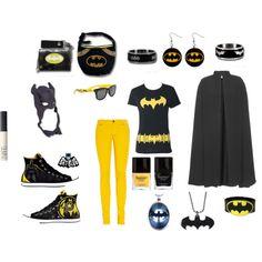 Batman outfit!!