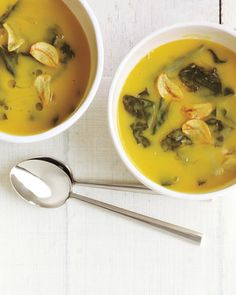 Cannellinni beans and Tuscan kale soup