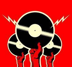 342 vind-ik-leuks, 3 reacties - Mixmag (@mixmagmagazine) op Instagram: 'Vinyl power ✊'