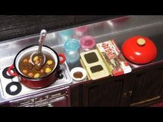 comida miniatura, bombones Ferrero Rocher/miniature food,, Ferrero Rocher chocolates - YouTube