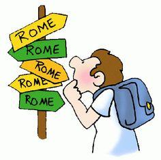 de weg naar Rome - Google zoeken