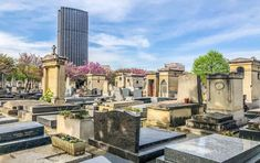 There are 14 cemeteries within Paris that are home to the graves of famous names. For our guide to Paris cemeteries, we've selected 10 of the best. Parisian Architecture, Unknown Soldier, Famous Names, Chestnut Horse, Dome House, American Revolutionary War, Catacombs, Champs Elysees, Garden Styles