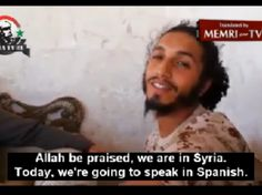 "The jihadist terror group Islamic State, formerly the Islamic State of Iraq and al-Sham (ISIS), has made clear their intentions to create an Islamic caliphate that extends across most of Europe and Asia. They are now further emphasizing their intention of capturing Spain, ""land of our forefathers,"" in a Spanish-language video."