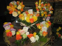 Composizioni arancio