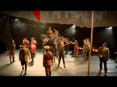 War Horse at the Adrienne Arsht Center