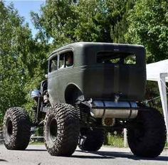Redneck Rat Rod..