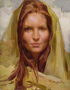 Paintings… Scott Burdick
