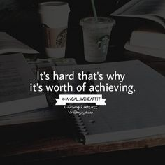 843 images about Study Quotes by KhanGal (Me) 🎓 on We Heart It Inspirational Quotes For Students, Inspiring Quotes About Life, Meaningful Quotes, Motivational Quotes, Study Quotes For Students, Exam Motivation, Study Motivation Quotes, School Motivation, Reality Quotes