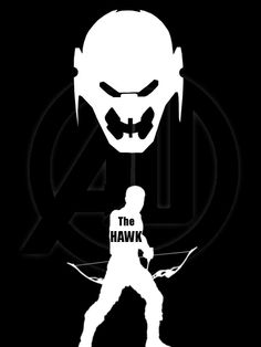 The Hawk - Age of Ultron Minimalist Character Posters Avengers Images, New Avengers, Age Of Ultron, Super Heros, Marvel Dc, Thor, Nerdy, Spiderman, Goodies