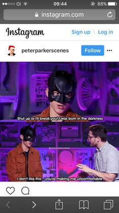 Turns out Tom's a great Spider-Man and a pretty good Batman, too.