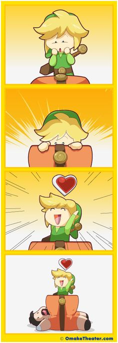 Heart, The Legend of Zelda.