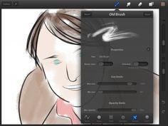 [REVIEW] Best Sketching Apps for iOS: Sketchbook Pro; Sketchbook Ink; Pro Create;