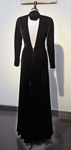 The dress was sold in 2013 for over £50,000...